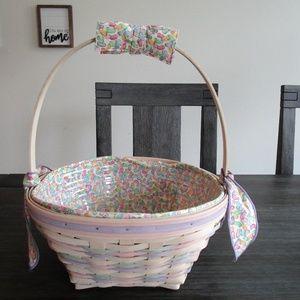 Longaberger Large Easter Basket
